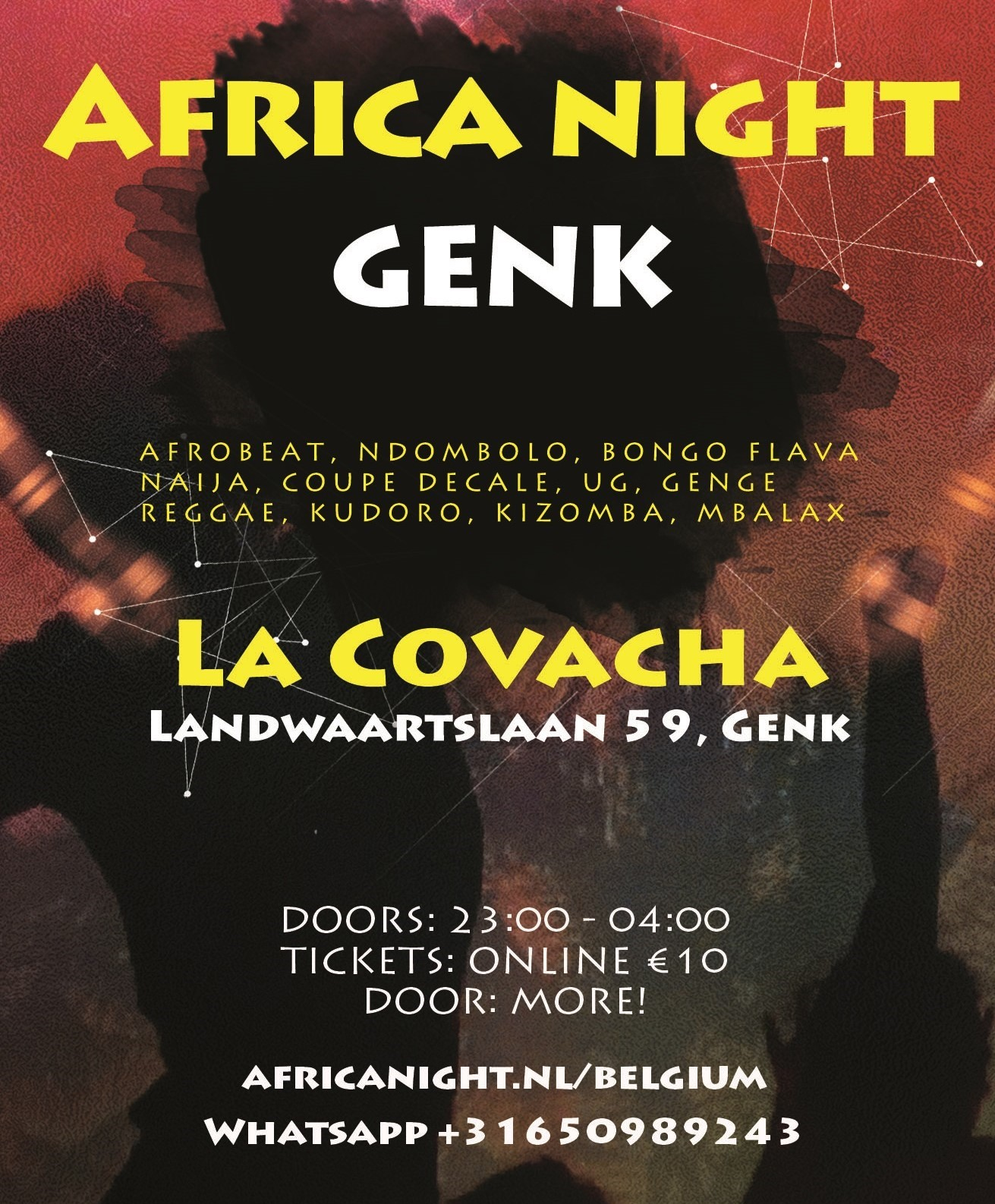 Africa Night Genk