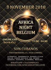 Africa Night Belgium Lommel