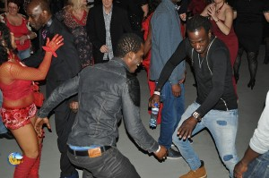 Africa Night Tilburg December 2015