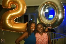 Africa Night @20 party
