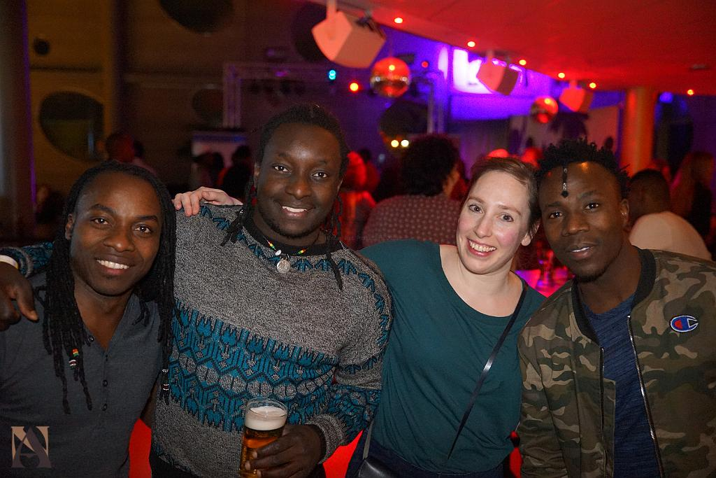Africa Entertainment Award winners 2016